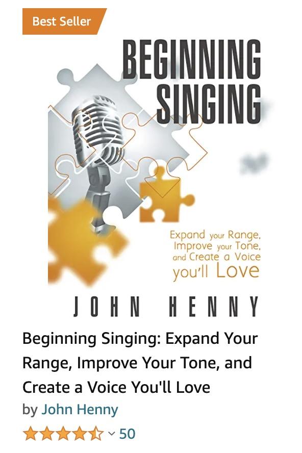 Beginning Singing Book
