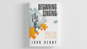 beginning singing book cover