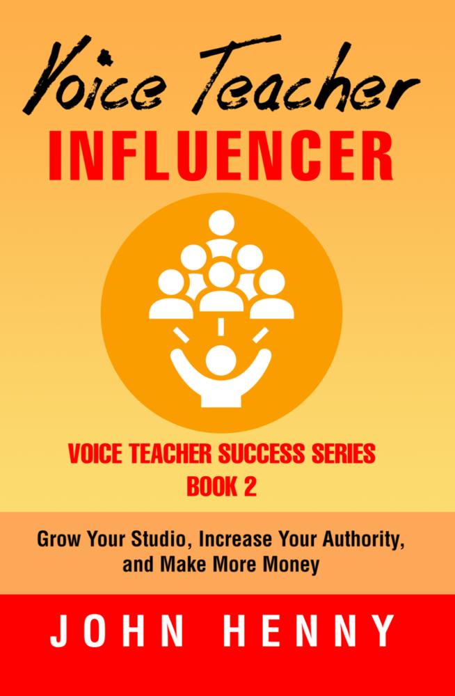 Voice Teacher Influencer